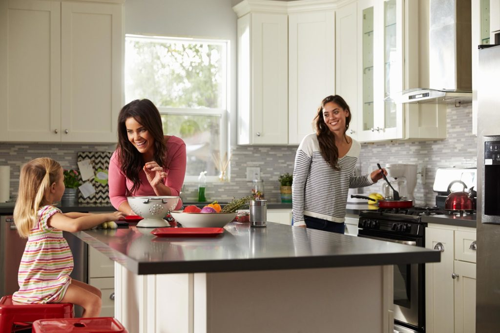 High-Quality Kitchen Countertops & Tiles